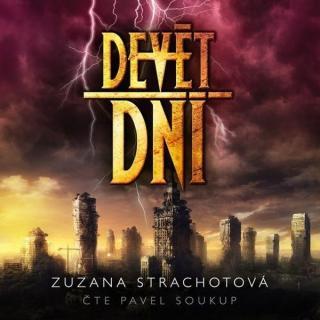 Devět dní - Strachotová Zuzana [Audio-kniha ke stažení]